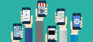 e-commerce mobile cresce