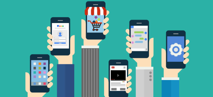e-commerce mobile cresce